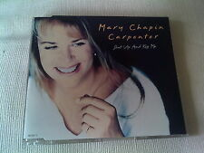 MARY CHAPIN CARPENTER - SHUT UP AND KISS ME - UK CD SINGLE