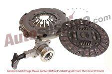 Chevrolet Matiz 1.0 3 Piece Clutch Kit Replacement Part 67 Bhp 03.05- Aut931