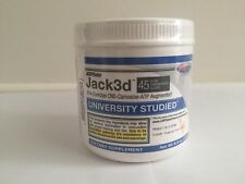 USP LABS JACK3D Original 8.8oz PRE WORKOUT(NOT MICRO OR ADVANCED)Old One!
