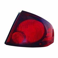 FOR 2004 2005 2006 NS Sentra SE-R (Red/Blk) Tail Light Right PASSENGER SIDE