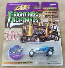 1996 Playing Mantis Johnny Lightning Fright'ning Lightnings Mysterion Blue MOC