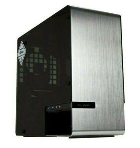 Rare InWin 901 Tempered Glass Aluminium Mini ITX PC Case In-Win Discontinued