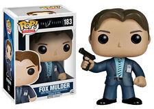 """Scatola danneggiata la x files Fox Mulder 3.75"""" FIGURA IN VINILE POP TV FUNKO"""