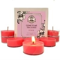 Come to Me Soy Tea Lights Love Passion Seduction Romance Wiccan Pagan Hoodoo