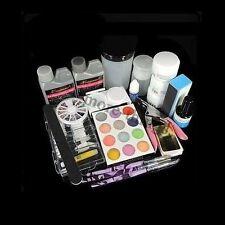 Uñas de acrílico PREMIUM Kit Profesional Completo Arte Set