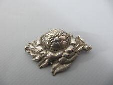sehr alte TRACHTENBROSCHE - Brosche - Anstecknadel - Silber