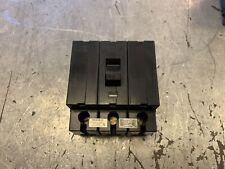 Square D Circuit Breaker 15 Amp 480V 3 Pole Ehb34015