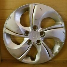 """Honda Civic hubcap 15"""" wheel cover 2013 2014 2015 5 twisted spokes #728DS"""