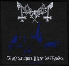 Mayhem De Mysteriis Dom Sathanas  Patch/Aufnäher 601722 #