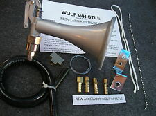 NEW ACCESSORY  30`S ~ 40`S ~ 50`S ~ 60`S VACUUM VINTAGE STYLE WOLF WHISTLE # 86