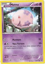 Munna - N&B:Explosion Plasma - 39/101 - Carte Pokemon Neuve Française