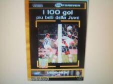 VHS=JUVEFOREVER=I 100 GOL PIU' BELLI DELLA JUVE =VOLUME 7=2002=GAZZETTA SPORT