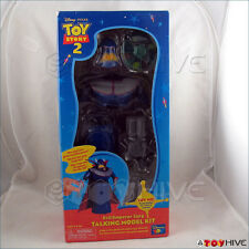 Disney Pixar Toy Story 2 Evil Emperor Zurg Talking Model Kit - complete kit