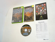 BRUTE FORCE complete in box with manual Xbox videogame