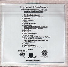 tony bennett & dave brubeck limited edition cd