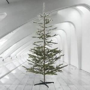 IKEA VINTER 2021 Artificial Christmas Tree, In/Outdoor Green 205 cm *BRAND NEW*