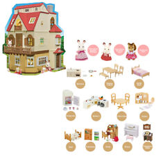 Sylvanian Families SPECIAL HOUSE FURNITURE SET 1 Japan Calico Critters