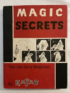 Magic Secrets: You Can Be A Magician | Katjar | FREE Postage