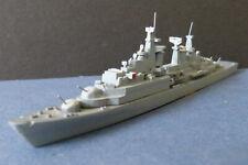 Fertigmodell Zerstörer Hamburg Maßstab 1:1250 Modellschiff