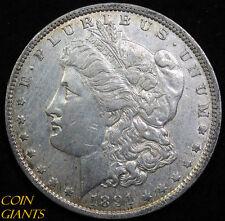 1891-O Morgan Silver Dollar Choice AU About Uncirculated VAM-1A Clashed E Top100