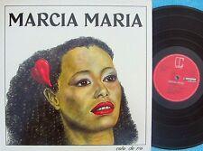 Marcia Maria ORIG FRE LP Colo de Rio EX '85 Caravage Bossa Nova Latin Soul Funk