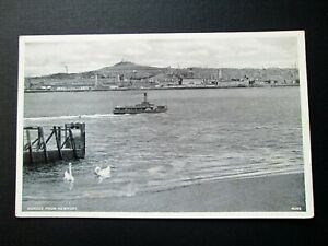 DUNDEE FROM NEWPORT - J. B. WHITE BEST OF ALL SERIES No 4048 (1950s)