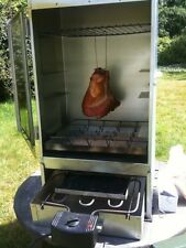 Electric Smoker, Fish Smoker, Meat Smoker, Cooking, Food by outdoorcook.co.uk