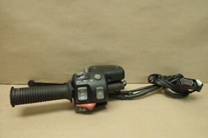 2006 BMW K1200GT LEFT HAND SWITCH CONTROL ASSY