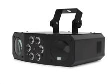 Eclairage DOUBLE MOONFLOWER AVEC EFFET WASH Réglage Automatique ou Niveau Sonore