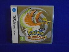 *ds POKEMON HEART GOLD Version (NI) Heartgold Lite DSi 3DS PAL UK REGION FREE