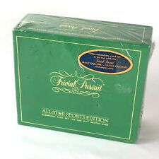 TRIVIAL PURSUIT - ALL-STAR SPORTS Edition - Subsidiary Card Set - Vintage Sealed