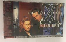 Topps X Files Season 3 Factory Sealed Hobby Box 36 Pack