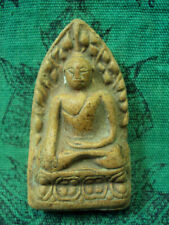 Phra Rod Luang Haripunchai Ancient Buddha Talisman Buddhist Thai Amulet