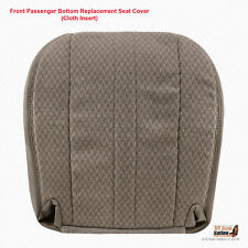 2006 2007 2008 Chevy Express Cargo Van Front Passenger Bottom Cloth Cover TAN