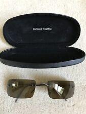 Gafas de Sol para Hombre Giorgio Armani-usado una vez las mejores condiciones