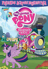 My Little Pony: Friendship Is Magic - Friends Across Equestria (DVD, 2016)
