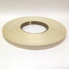 """Poplar Wood Veneer Edge Banding Pre-glued 7/8"""" x 250' roll"""