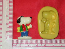 Dog Silicone Push Mold 182 Peanuts For Candy Cake Resin Clay Fondant Gumpaste