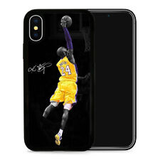 Kobe Bryant 24 - Protective Phone Case Cover fits iPhone 5 6 7 8 X 11 Pro Max