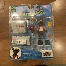 Muppet Show Muppets Palisades Rizzo Rat Red Jacket figure series 4 rare