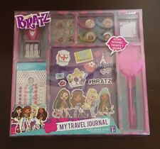 BRATZ MY TRAVEL JOURNAL NEW IN BOX