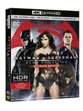Batman v Superman - Dawn of Justice - Ultimate Edition (4K Ultra HD + Blu-Ray)