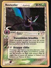 Carte Pokemon NOSTENFER 2/113 Holo Espèces Delta Bloc EX Française