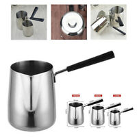 Candle Pouring Making Wax Stainless Steel Pot Jug Pitcher DIY Chocolate Melting