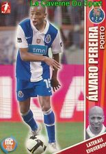 056 ALVARO PEREIRA URUGUAY FC.PORTO INTER CARD MEGACRAQUES 2010 PANINI