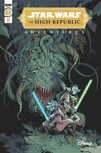 Star Wars High Republic Adventures #7 - 1:10 Kyriazis Var - Presale (8/18/2021)
