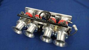 Peugeot 206 GTI & Citroen C4 Bike Throttle Bodies Kit ZX10R 44mm STARTER PACK