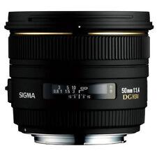 Sigma 50mm f/1.4 EX DG HSM AF Lens for Canon