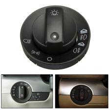 New Black Headlight FOG Light Switch Cover REPAIR KIT For Audi A4 8E B6 B7 00-07