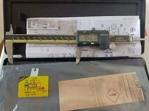 "0-6""/ 0-150mm Absolute Digimatic Caliper Mitutoyo 500-196-30 NEW 0.005""/0.01"